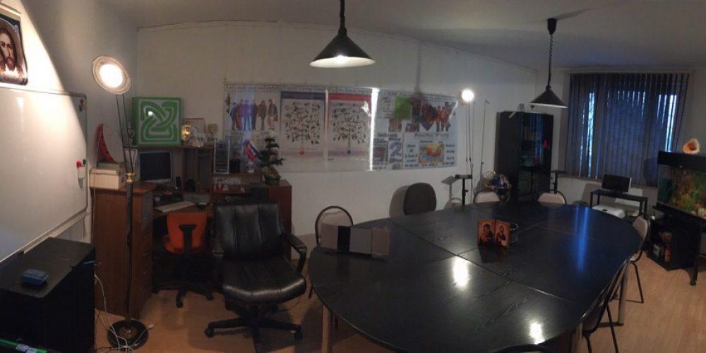Открытие филиала занятий для детей мигрантов в Строгино